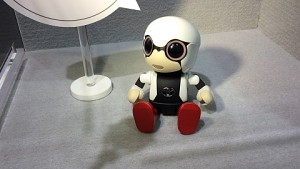 Roboter auf der Ceatec 2016 angesehen