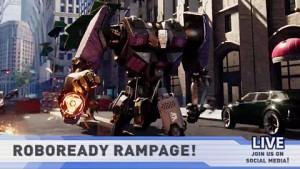 Robo Recall - Trailer (Announcement)
