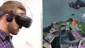 Facebook zeigt Santa-Cruz-Prototyp für Oculus Rift