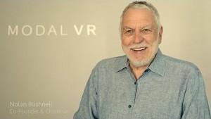 Modal VR - Trailer (Nolan Bushnell)