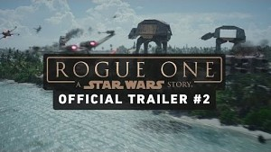 Rogue One (A Star Wars Story) - Trailer 2 (OV)