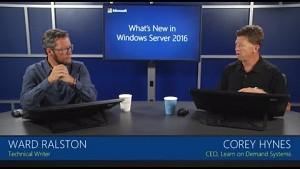 Neues in Windows Server 2016 (englisch)