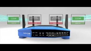 Linksys WRT3200ACM - Trailer