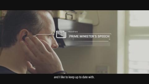 Xperia Ear - Trailer