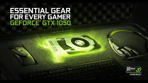 Nvidia Geforce GTX 1050 (Ti)