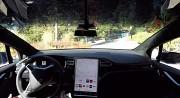 Tesla zeigt Autopilot 2.0 (Herstellervideo)