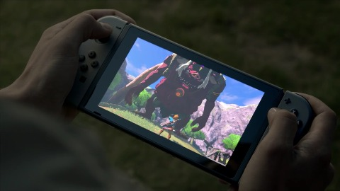 Nintendo Switch (ehemals NX) - Trailer