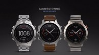 Garmin Fenix Chronos - Trailer