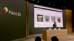 Microsoft zeigt Paint 3D und 3D in Power Point