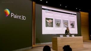 Microsoft zeigt Paint 3D und 3D in Power Point