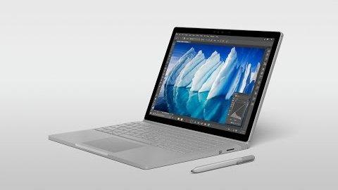 Microsoft Surface Book i7 - Trailer