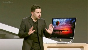 Microsoft Surface Studio - Live-Demonstration