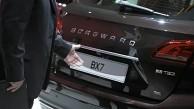 Borgward stellt BX5 und BX6 TS vor (Herstellervideo)