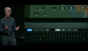 Apple Macbook Pro (2016) - Live-Demo