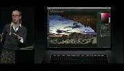 Final Cut, Photoshop und DJ Pro mit der Touch Bar - Demo