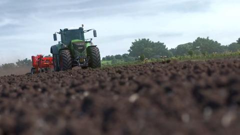 Landwirtschaftssimulator 2017 - Trailer (CGI)