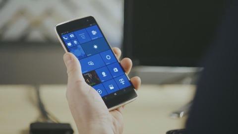 Alcatel Idol 4S mit Windows 10 - T-Online-Trailer