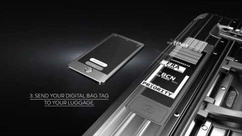 Rimowa Electronic Tag - Trailer