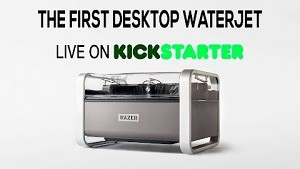 Wazer - Kickstarter-Trailer