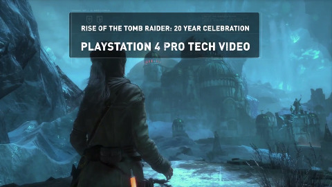 Rise of the Tomb Raider - Trailer (Playstation 4 Pro)