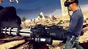 Serious Sam VR - Trailer (Early Access)