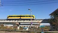 Incheon Airport Maglev Line ausprobiert