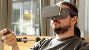 Google Daydream - Test