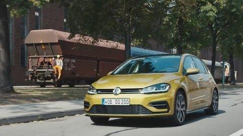 Produktvideo Golf VII 2017 (Herstellervideo)
