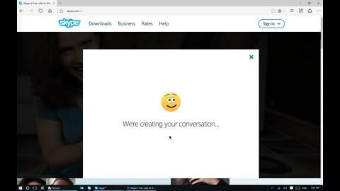 Skype - Trailer (Nutzung ohne Nutzerkonto für alle)