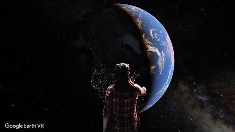 Google Earth VR - Trailer