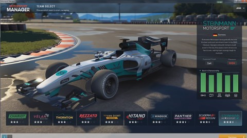 Motorsport Manager - Trailer (What's New)
