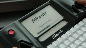 Astrohaus Freewrite ausprobiert