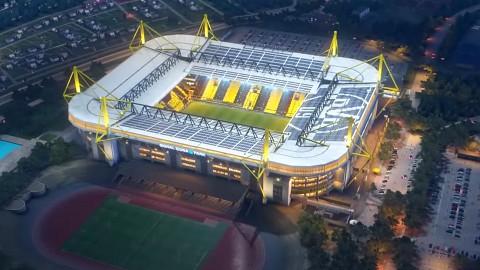 PES 2017 - Trailer (Stadion von Borussia Dortmund)