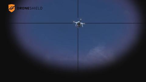 Droneshield Dronegun (Herstellervideo)