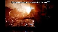 Gears of War 4 - Vergleich (SDR, HDR)