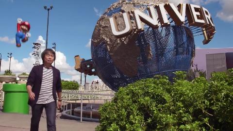 Nintendo Universal Theme Parks - Trailer (Vision)