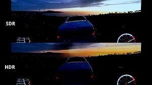 Forza Horizon 3 - Vergleich (SDR, HDR)