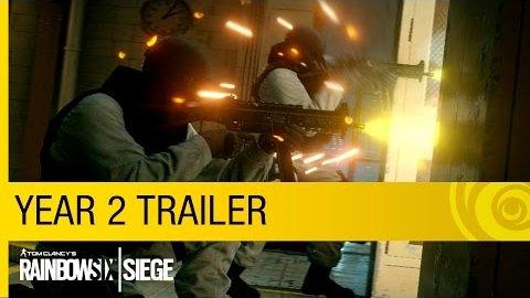 Rainbow Six Siege - Trailer (Season Two)