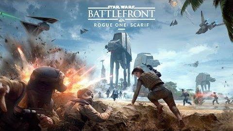 Star Wars Battlefront Scarif - Trailer