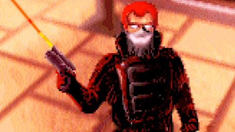 Syndicate (1993) - Golem retro_