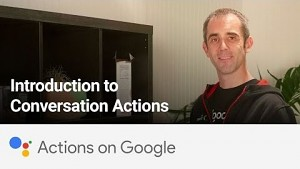Conversation Actions für Google Home