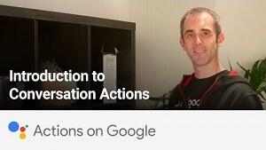 Conversation Actions für Google Home