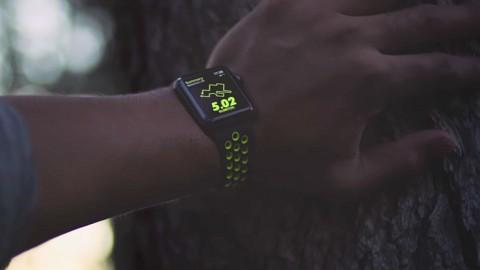 Apple Watch Nike - Trailer