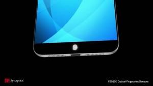 Fingerabdruckscanner für Smartphone-Displays