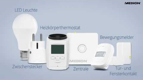 Medion Smart Home - Trailer