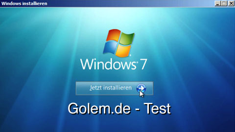 Windows 7 Beta - Test