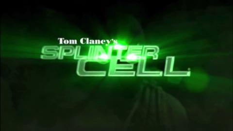 Tom Clancy's Splinter Cell (Film-Teaser, 2005)