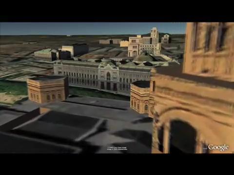 Prado Museum's Masterpieces in Google Earth