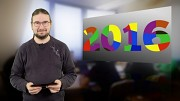 Jahresrückblick 2016 - Teil 1