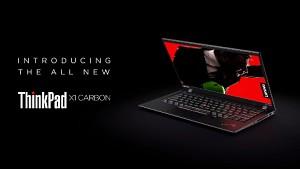Lenovo Thinkpad X1 Carbon v5 - Trailer (CES 2017)